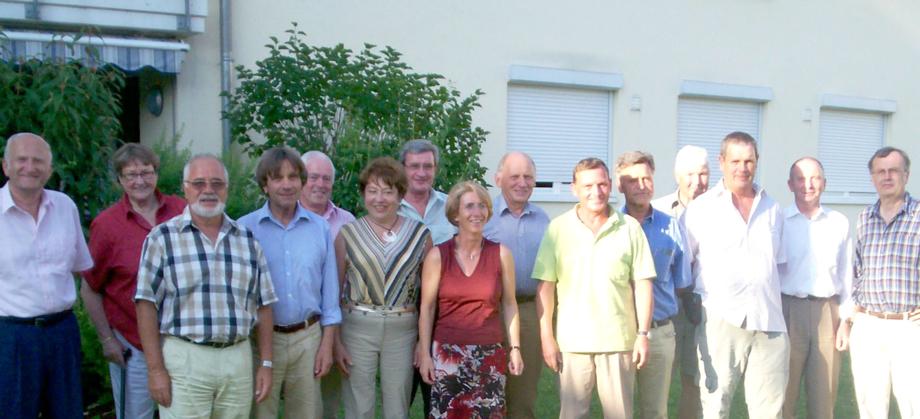 Gründungsversammlung des Freundeskreis 2006